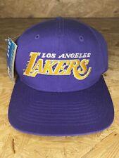 Vintage 90s / Los Angeles Lakers Starter Snapback Hat Cap