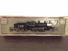 Roundhouse A.T. & S.F. Road #138 2-6-0 Locomotive  Item #8053 N Scale
