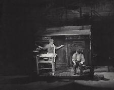 "Angela Lansbury ""SWEENEY TODD"" George Hearn / Sondheim 1980 Press Photo"