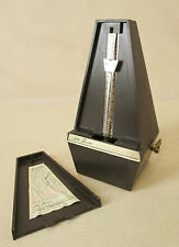SETH THOMAS~CONDUCTOR~METRONOME DE MAELZEL #1104A~TALLEY IND~GENERAL TIME~MUSIC