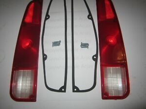 Jeep J10, J20 2 Tail lights & Side Marker Kit 4 Lamps 4 Sockets 4 Bulbs 76 - 88