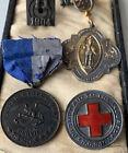RARE - Civil War Medal, Navy Reverse # 195 MEDAL OF HONOR KNIGHTS TEMPLAR Bundle