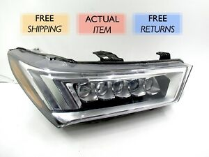 GENUINE OEM | 2017 2018 2019 2020 Acura MDX FULL LED Headlight (Right/Passenger)