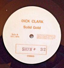 Radio Show: DICK CLARK GOLD 62 MOVIE TUNES ELVIS, PAT BOONE, DUANE EDDY, BEATLES
