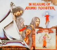 ATOMIC ROOSTER - IN HEARING OF  CD NEW