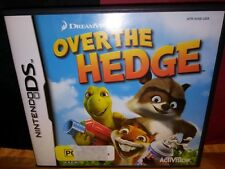 Over The Hedge - Nintendo DS - Includes Manual