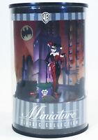 WARNER BROS Store, HARLEY QUINN Miniature STATUE Figure 1999 BATMAN Animated TOY