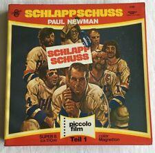 Super 8 Film , Schlappschuss , piccolo film , mit Paul Newmann