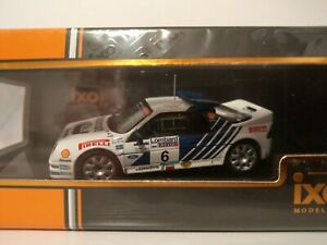 1/43 Scale IXO Models Ford RS200 RAC Rally 1986 choice of 3 drivers