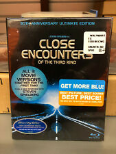 Close Encounters of the Third Kind (Blu-ray Disc, 2007, 2-Disc Set) New Oop Mint
