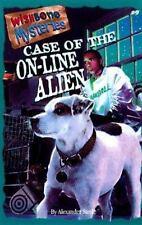 Case of the On-Line Alien (Wishbone Mysteries)