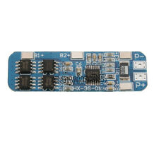 18650 3S 12V 10A BMS Charger Li-ion Lithium Battery Protection Board UK