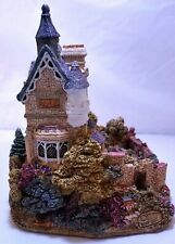 1987 Retired Lilliput Lane Secret Garden Cottage House Cumbria, England