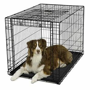 MidWest Homes for Pets Ovation Single Door Dog Crate 42-Inch