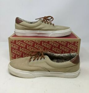 VANS Era Beige Sneakers for Men for Sale | Authenticity Guaranteed ...
