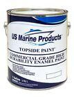 Marine Topside High Durability Commercial Grade Enamel Paint Gloss White Gallon