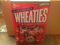 1987 Miracle on Ice  Wheaties Unopened Box