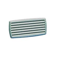 GRIGLIA AERAZIONE PVC BIANCO 140 X 105 MM