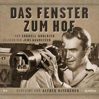 DAS FENSTER ZUM HOF: JENS WAWRCZECK LIEST-VERFIL - WAWRCZECK,JENS   MP3 CD NEW