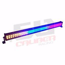 Strobe Multicolor 42 Inch LED LightBar w/4 Button Wireless Remote Control Boat