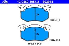 Bremsbelagsatz Scheibenbremse - ATE 13.0460-3954.2