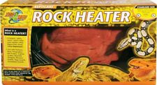 Rock Heater Warm Lizards Snakes Tortoises Reptiles Aids Digestion 6 Ft Cord