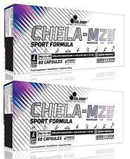 OLIMP CHELA - MZB SPORT FORMULA ZMA 120CAPS. Magnesium - Zinc - Vit. B6 - ZMA