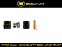 Ebro 6079 Kit Servicio de Filtro W/Perkins Motor