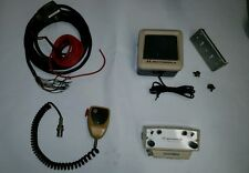 MOTOROLA MOTRAC MOCOM  CONTROL HEAD MIC SPEAKER CABLE ADAM-12 DRAGNET EMERGENCY