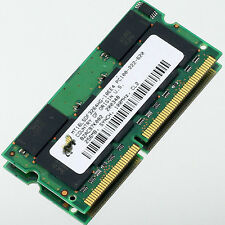 256MB PC100 100Mhz SDRAM 144pin Sodimm Memory RAM laptop notebook Fully Test