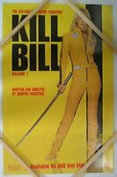 kill bill vo1 movie poster