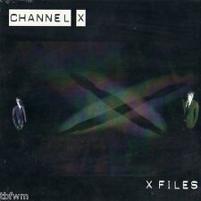 Style avant talent: Channel x-x-files CD Mixed House tech house minimale-tbfwm