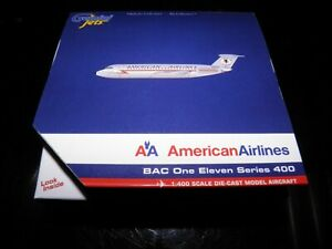 GeminiJets model American Airlines BAC 1-11 N50231/400 GJAAL116
