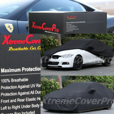2014 2015 BMW 320I 328I 328D 335I SEDAN Breathable Car Cover w/MirrorPocket BLK
