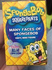 "NYCC 2018 SpongeBob SquarePants Abrasive Sponge 3"" figure KIDROBOT NY Comic Con"