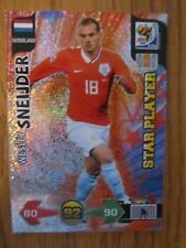 Panini World Cup South Africa 2010 - Star Player - Wesley Sneijder of Netherland