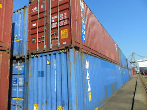 45ft container (used) 100% watertight. Nationwide Delivery Available