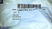 ACDELCO GENUINE GM Engine Intake Valve 12601763  2.9L 3.7L 4.2L