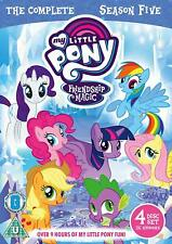My Little Pony - Friendship is Magic Complete Season 5 (DVD) Ashleigh Ball