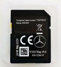 V15 2020 2021 Mercedes-Benz NTG5 A2139064607 SD-karte SD Card Europa Garmin Map