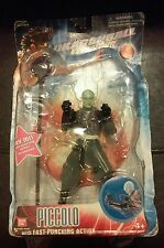 "New 2009 Dragonball Evolution Piccolo Figure 6"" W/ Punching Action Bandai"