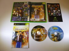 MICROSOFT XBOX - SHENMUE 2 - COMPLETE - FREE UK POST
