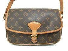 Auth LOUIS VUITTON Sologne M42250 Monogram Shoulder Bag