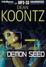 Dean KOONTZ / DEMON SEED      [ Audiobook ]