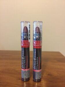 2 SEALED Burt's Bees NAPA VINEYARD ( 435 ) 100% Natural Lip Crayon Color Balm