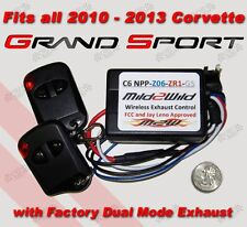 2010 - 2013 C6 Grand Sport Corvette Mild To Wild Exhaust Control - FREE Shipping