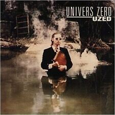 Uzed - Univers Zero (1996, CD NEUF)