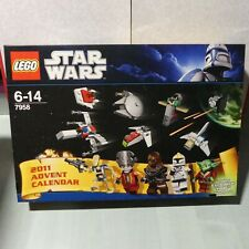 LEGO STAR WARS CALENDRIER DE L'AVENT 2011 7958
