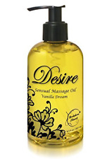 Massage Oil Body Couples Massager Desire Sensual Comfort Soft Bottle Push