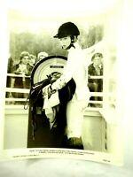 "Tatum O'Neal ""Sarah"" International Velvet MGM 1978 Studio B&W Photo"